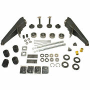 Vw Rear Suspension Kit 3x3 Trailing Arms 002 Bus Trans / 930 Cvand039s - Baja Buggy