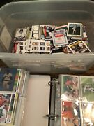 Baseball Card Collection. Well Over 2200 Cards. Mint Condition. A Few Very Good