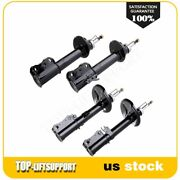 4pc Front And Rear Full Set Shocks Struts For Lexus Es300 Toyota Camry