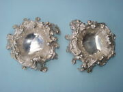 19th Century Pair Of Sterling Shiebler And Company Of New York-- Bon Bons