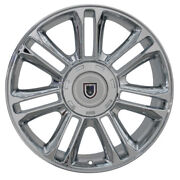 22 Cadillac Escalade Style Replacement Rims Wheels Chrome 5358 New Set Of 4