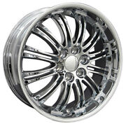 22 Gmc Cadillac Escalade Style Replacement Rims Wheels Chrome 5413 Set Of 4 New