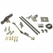 Power Steering Kit With Rack And Pinion For Sandrails, Dune Buggy, And Baja Bug