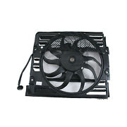 One New Bbr A/c Condenser Fan Motor 0036002333 64548380774 For Bmw