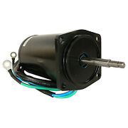 Trim Motor 4 Bolt 2 Wire For Yamaha 40-50hp 1985-1992 X-ref 6h5-43880-02-00 6