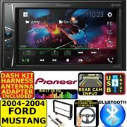 01 02 03 04 Ford Mustang Bluetooth Touchscreen Video Usb Car Radio Stereo