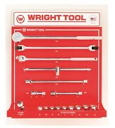 Wright Tool D949 3/4-inch Drive 12-point Sockets, Handles And Attachments