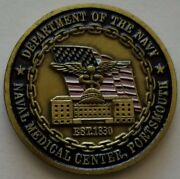 Usn Us Navy Naval Medical Center Portsmouth Virginia For Outstanding Performance