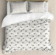 Kites Pattern Duvet Cover Set Twin Queen King Sizes With Pillow Shams