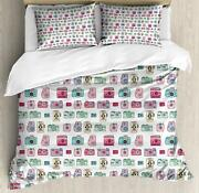 Camera Duvet Cover Set Twin Queen King Sizes With Pillow Shams