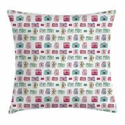 Camera Throw Pillow Cases Cushion Covers Home Decor 8 Sizes