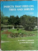 Insects That Feed On Trees An - Howard H. Lyon Warren T. Johnson Hardcover New