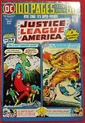 Justice League Of America 115 Dc 100 Pages 1975 Nmt