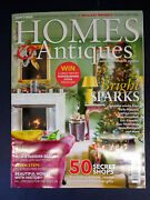 Home And Antiques Magazine Dec 2016 Watches Restoring A Chandelier