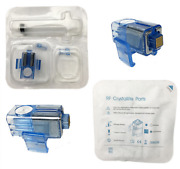 Replacement 3in1 Microlite Head Syringe Tube Accessories For Rf Mesotherapy Gun