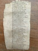 1816 Poem About Women Living Together Boston Marriage Joys Of Spinster-hood