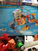 Thomas And Friends Train Big Loader Set By Tomy, Battery Operated Locomotives And