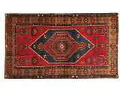 Pasargad Vintage Anatolian Hand-knotted Lamband039s Wool Rug- 3and039 8 X 6and039 3