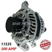 300 Amp 11535 Alternator Ford Transit Connect New High Output Performance Hd Usa
