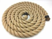 Rope - Synthetic Manila Manila Manila For Decking Garden And Boating 6mm-36mm