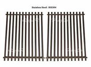 11 1/4 X 15 Stainess Steel Cooking Grid Grill Grates Replacement Weber Models