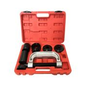 10pc Set Ball Joint Tool Bushing Removal Tool Service Tool Kit Most 2wd 4wd