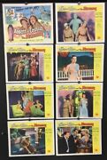 Abbott And Costello Meet The Mummy Lobby Card Set 1955   Hollywood Posters