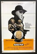 Family Plot Movie Poster 1976 Alfred Hitchcock Final Film Hollywood Posters