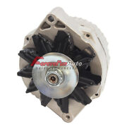 New Alternator High Output 105 Amp 1 - Wire 10si Self-exciting Sbc Bbc Gm 7127b