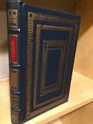 Easton Press Great American Authors Biographies - Herman Melville By David Kirby