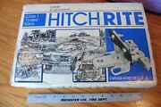 Hitchrite Class 1 Trailer Hitch 5870 Valley Custom Nos In Box
