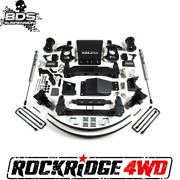 Bds 8 Suspension System | 14-18 Chevy / Gmc 1500 4wd W/o Magneride Fox Shocks