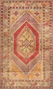 Pasargad Antique Sivas Collection Hand-knotted Lamb's Wool Rug- 3' 8 X 6' 1