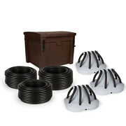 Atlantic Typhoon Pond And Lake Aeration System W/ 3 Diffusers Tpd300s-72r6