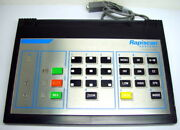 Rapiscan 618 X-ray Inspection Screening System Scanner Control Panel