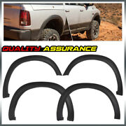 Fender Flares Cover Protector For 2009-2018 Dodge Ram 1500 Factory Oe Style