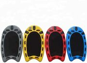 Pvc Inflatable Rescue Board Paddle Board Floating Mat Surfing Board + Hand Pump