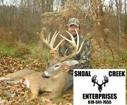 Illinois Prerut Archery Whitetail Deer Hunt Payment Plan Available