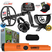 Garrett At Max Underwater Metal Detector Special With Pro Pointer At Z-lynk