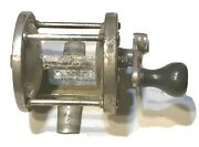 Vintage Antique Early 1900 Pennel Fishing Reel Spool Old