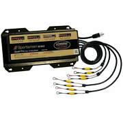 Dual Pro Sportsman Series 40a 4-bank Battery Charger Ss4
