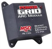 Msd 77631 Power Grid Boost Controllers