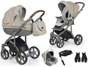 New Roan Bass Soft Nature Ground Baby Pram Stroller Pushchair Buggy Travel Syste