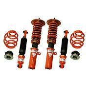 For Chevy Cobalt 05-07 1-2.5 X 1-2.5 St-p Front And Rear Lowering Coilover Kit
