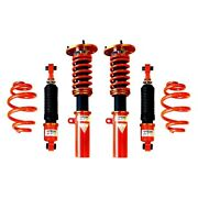 For Chevy Cobalt 05-07 1-2.5 X 1-2.5 Dt-p Front And Rear Lowering Coilover Kit