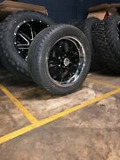 17 Us Mags Rambler General Rs Wheel And Tire Package 5x4.5 Ford Fairlane Falcon