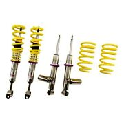 For Audi Rs6 03 Coilover Kit 0.4-1.5 X 0.6-1.5 V3 Inox-line Front And Rear