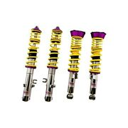 For Scion Fr-s 13-16 Coilover Kit 0.8-2 X 0.8-2 V3 Inox-line Front And Rear