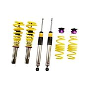 For Audi S4 10-16 Coilover Kit 0.9-2.1 X 0.9-2.1 V2 Inox-line Front And Rear