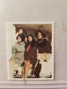 The Supremes D. Ross M. Wilson And F. Ballard Original 5.00 Stamp From Udmurtia